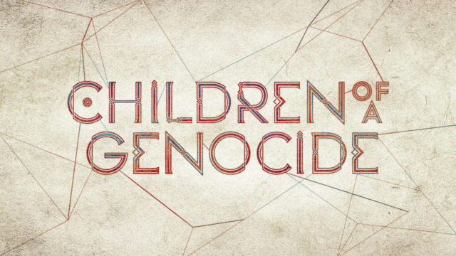 Children Of A Genocide